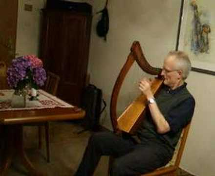 Lap Harp in 1988