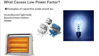 Identifying & Correcting Poor Power Factor