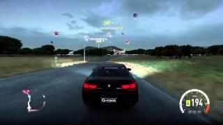 Forza Horizon 2 Gameplay - BMW M6 Coupe (G-Power Hurricane) [HD]