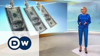 Как из России выводились миллиарды долларов – DW Новости (21 03 2017)