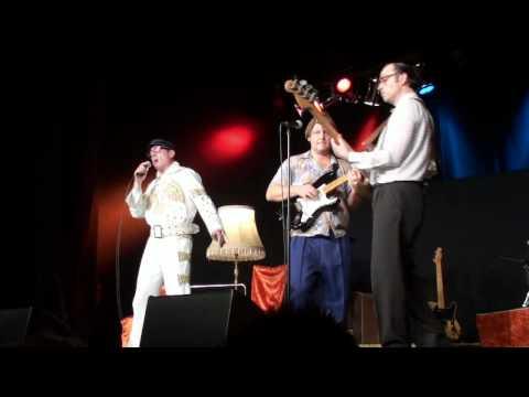 Herbert Knebels Affentheater - Suspicious Mind (Elvis Cover)