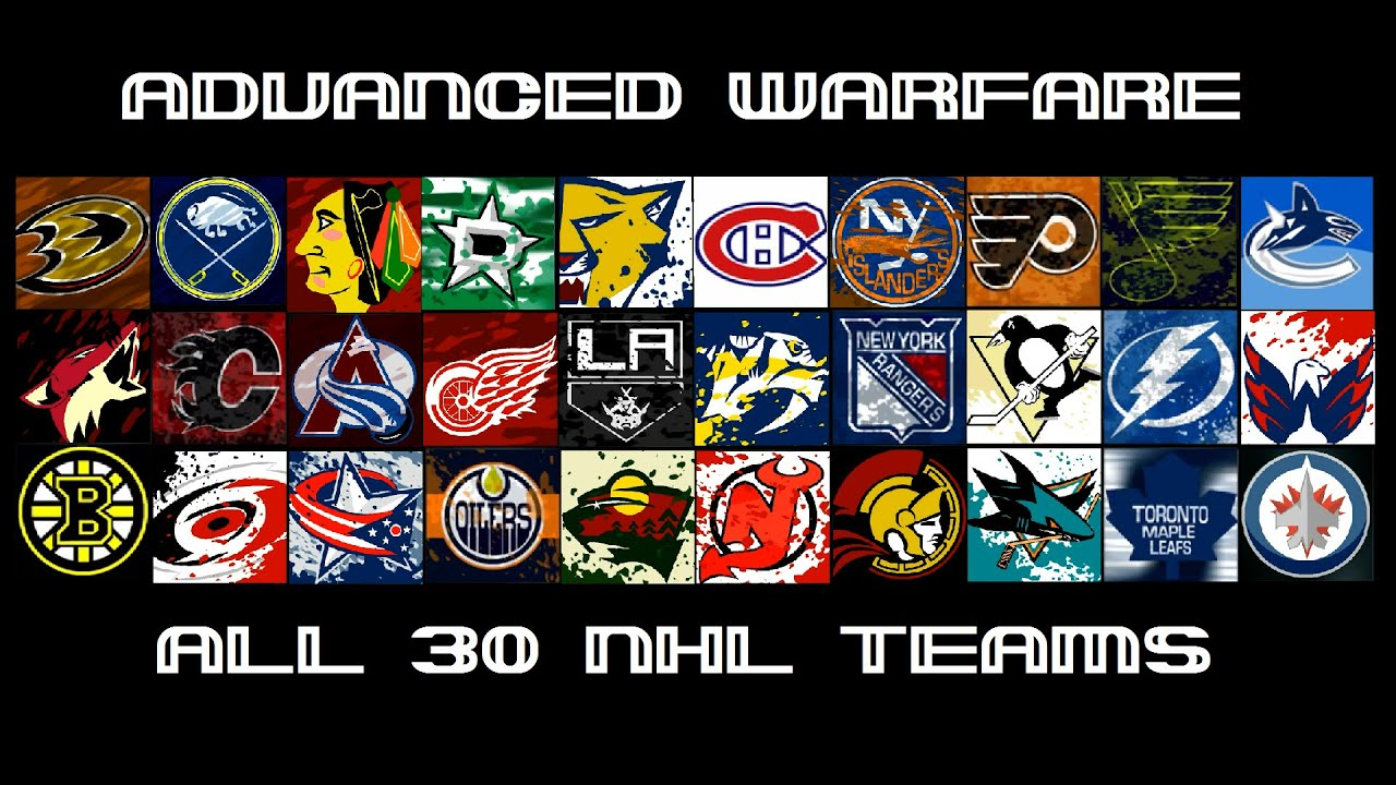 canadian hockey team logos
