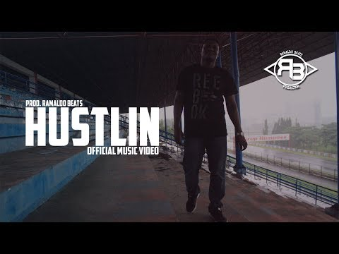 Strony Will's - Hustlin   Freestyle   African Rapper