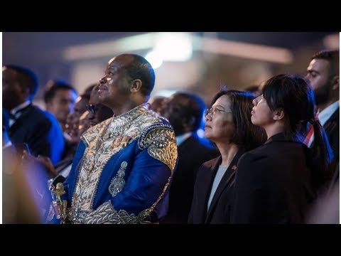 King Mswati III of Swaziland proclaims his nation will be henceforth known as eSwatini
