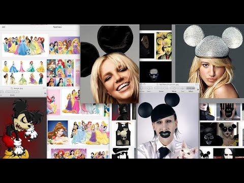 HOLLYWOOD Mind Control, DISNEY MAGIC - Illuminati Celebrities- Wash Your Brain, MK Ultra Programming