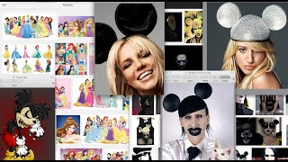 HOLLYWOOD Mind Control, DISNEY MAGIC - Illuminati Celebrities- Wash Your Brain, MK Ultra Programming