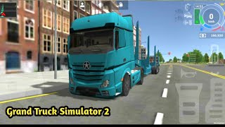 MORE Grand Truck Simulator 2 Screenshots