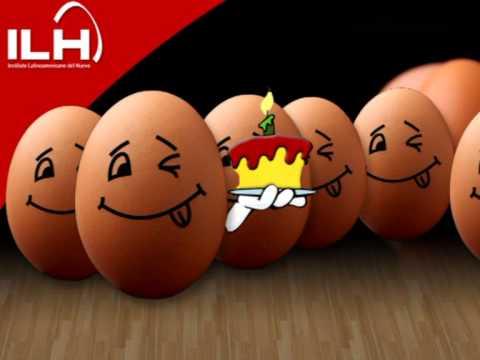 Dia mundial del huevo youtube for Huevo en el ano