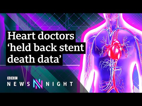 Key Death Data From EXCEL Trial Of Stents And Heart Surgery Held Back - BBC Newsnight