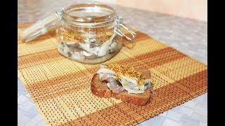 Мойва с луком – вкусная рыбная закуска в банке