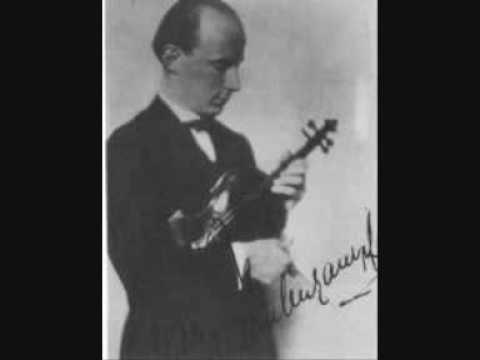 Georg Kulenkampff plays Tschaikovsky, 1.1