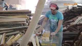 Процесс производства диванов Диванофф - МебельОк в гостях на фабрике