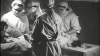 Медсестры и врачи в годы Великой Отечественной