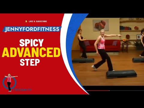 Аэробика для похудения дома видео - фитнес онлайн