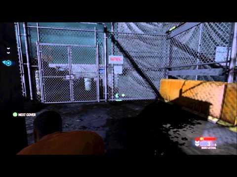 Splinter Cell Blacklist Detention Facility Guantanamo Bay, Cuba