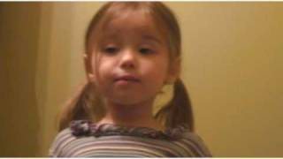 3 year old potty rap