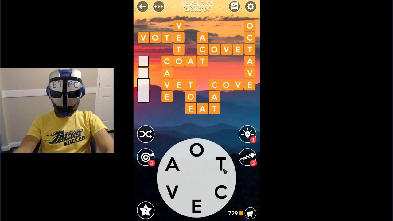 wordscapes level 222 youtube