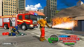 911 Emergency Response Sim 2018 | Android/ios Gameplay 2018