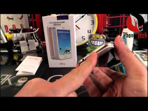 Blackview ultra A6 Review 2015
