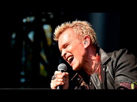 Billy Idol - Live Austin City Limits Music Festival 2015 (Full Show) HD