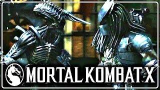 Mortal Kombat XL - Jogando Online - Alien Konjurador