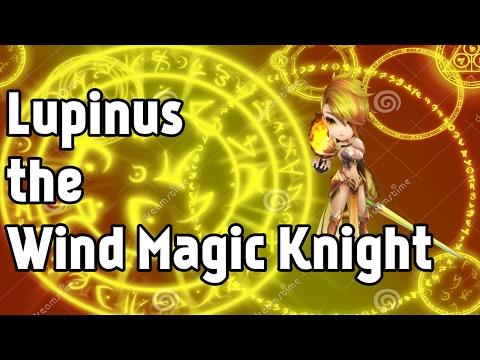 Summoners War | Lupinus (Wind Magic Knight) + TOA and Ifrit Summons - 100% Theomars summoning method