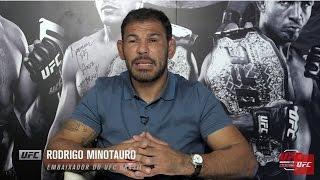 TOP 10 melhores lutas do UFC em 2016, por Rodrigo Minotauro