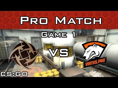 Grand Finals! NiP vs Virtus.pro Copenhagen Games Game 1