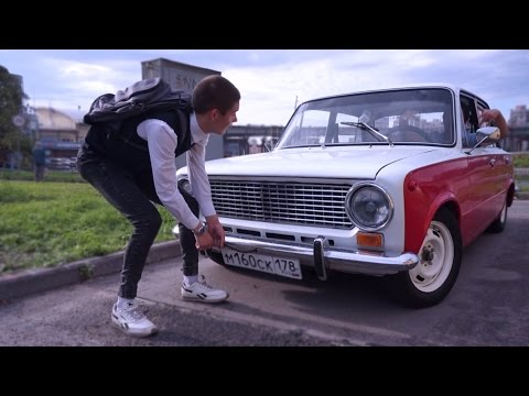 ТЕСТ ДРАЙВ КОПЕЙКИ (2101) от ШКОЛЬНИКА