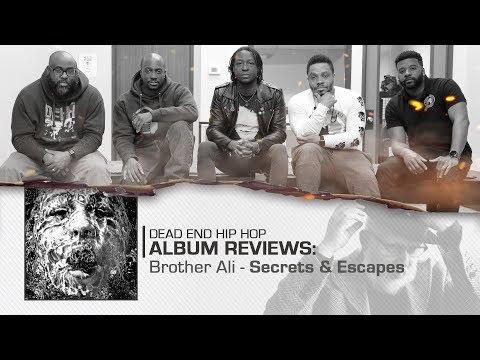 Brother Ali - Secrets & Escapes Album Review | DEHH