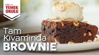 Brownie Tarifi: Çikolata, Fındık ve Dondurmanın Mükemmel Uyumu