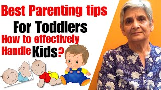 How to effectively Handle kids/ Toddlers | Best parenting tips for raising toddler/ kids screenshot 4
