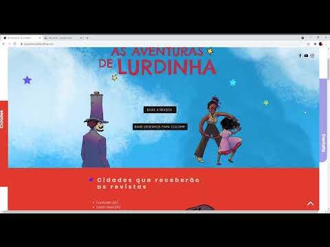 As Aventuras de Lurdinha (2018)   SITE