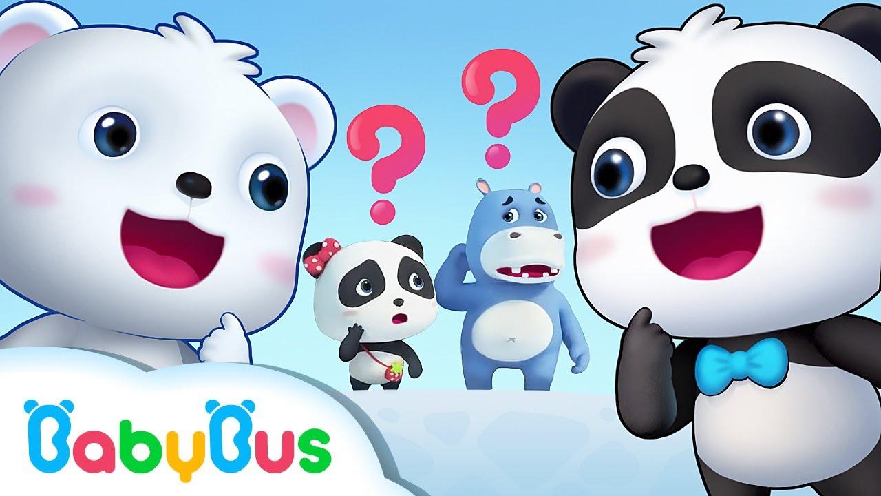 กีกี้ตัวจริงหรือตัวปลอมกันแน่ | ทำไมกีกี้มีสองตัว | การ์ตูนเด็ก | เบบี้บัส | Kids Cartoon | BabyBus