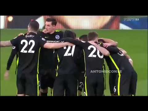 Download Chelsea vs Brighton 2-0 All Goals & Highlight Extended (EPL) 2017/18