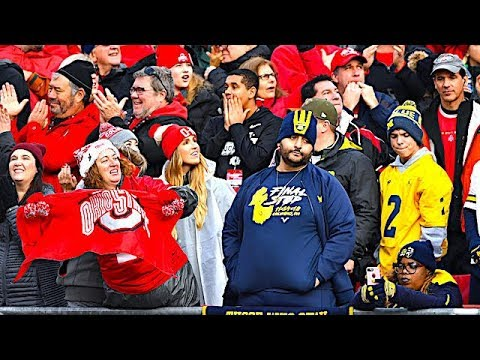 Dan Patrick on Ohio State/Michigan: Bigger Than Just a Rivalry Game | 11/26/18