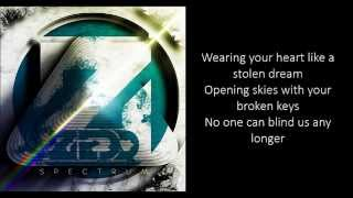Zedd - Spectrum ft Matthew Koma (Lyrics)
