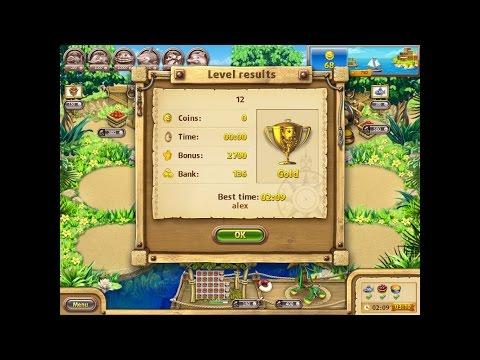 Farm Frenzy Gone Fishing Only GOLD (level 12) Веселая ферма Рыбный день (Уровень 12) Золото