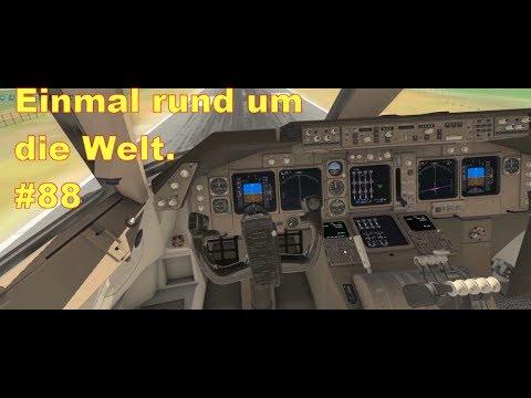 X-Plane 11: #88 von VVCM (Ca Mau, Vietnam) weiter nach WMKC (Kota Bharu, Malaysia)