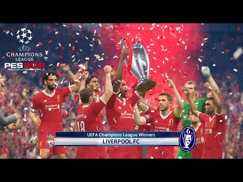 Borussia Dortmund Vs Liverpool - UEFA Champions League Final #1
