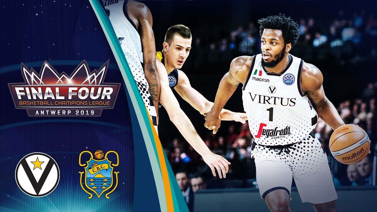 Segafredo Virtus Bologna v Iberostar Tenerife - Final Highlights-Basketball Champions League 2018