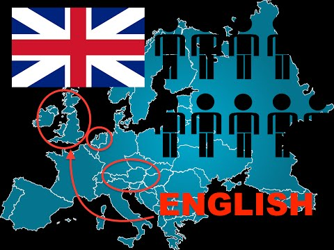 TOP 10 BEST ENGLISH SPEAKING COUNTRIES of the European Union