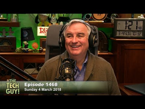 The Tech Guy 1468: Leo Laporte - The Tech Guy: 1468