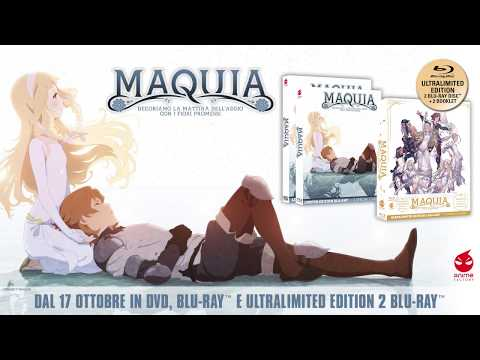 Maquia – Limited Edition [BD]