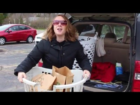 The Easiest Way to Carry in Groceries Handy With Mandy