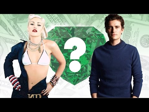 WHO'S RICHER? - Gwen Stefani or Orlando...