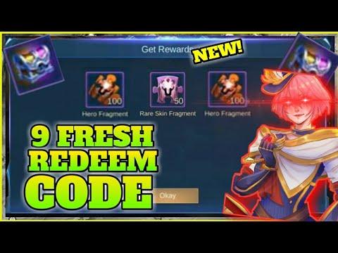 9 FRESH REDEEM CODE•NEW CODE l Epic Skin Giveaway - YouTube