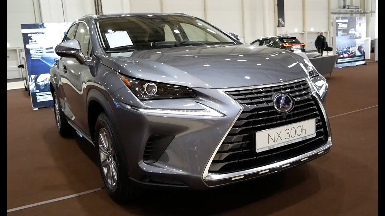 2020 New Lexus Nx 300h Exterior And Interior Youtube