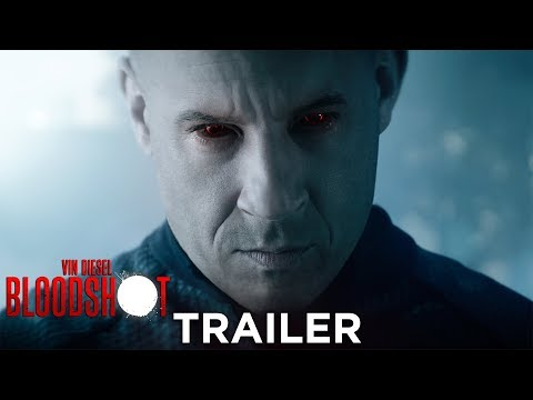BLOODSHOT - International Trailer #2 - Ab 5.3.2020 im Kino!