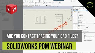 Are You Contact Tracing Your CAD Files?
